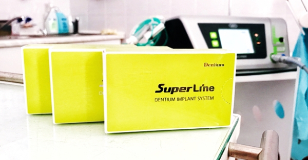 Каталог имплантов superline и цены