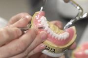 Ремонт зубного протеза срочно